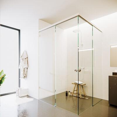 Duschkabine mit Schiebetür-Stine