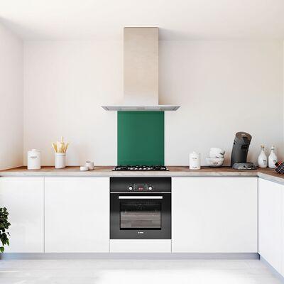Glasplaat keuken kleur -trend-oase-hoogglans