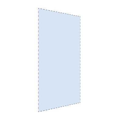 Glasplaat 10 mm dik bestellen