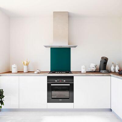 Glasplaat keuken kleur -trend-dennengroen-hoogglan