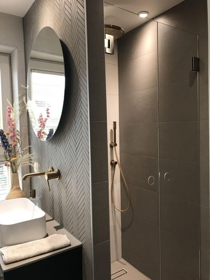 Badezimmer Renovation 1